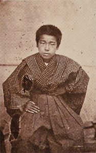 Yamada Torajiro's photograph dated 1879