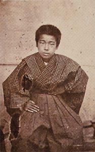 Yamada Torajiro'nın 1879 tarihli fotoğrafı