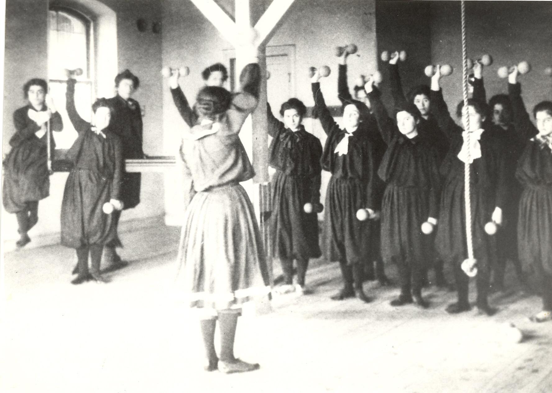 ACG öğrencileri, 1890