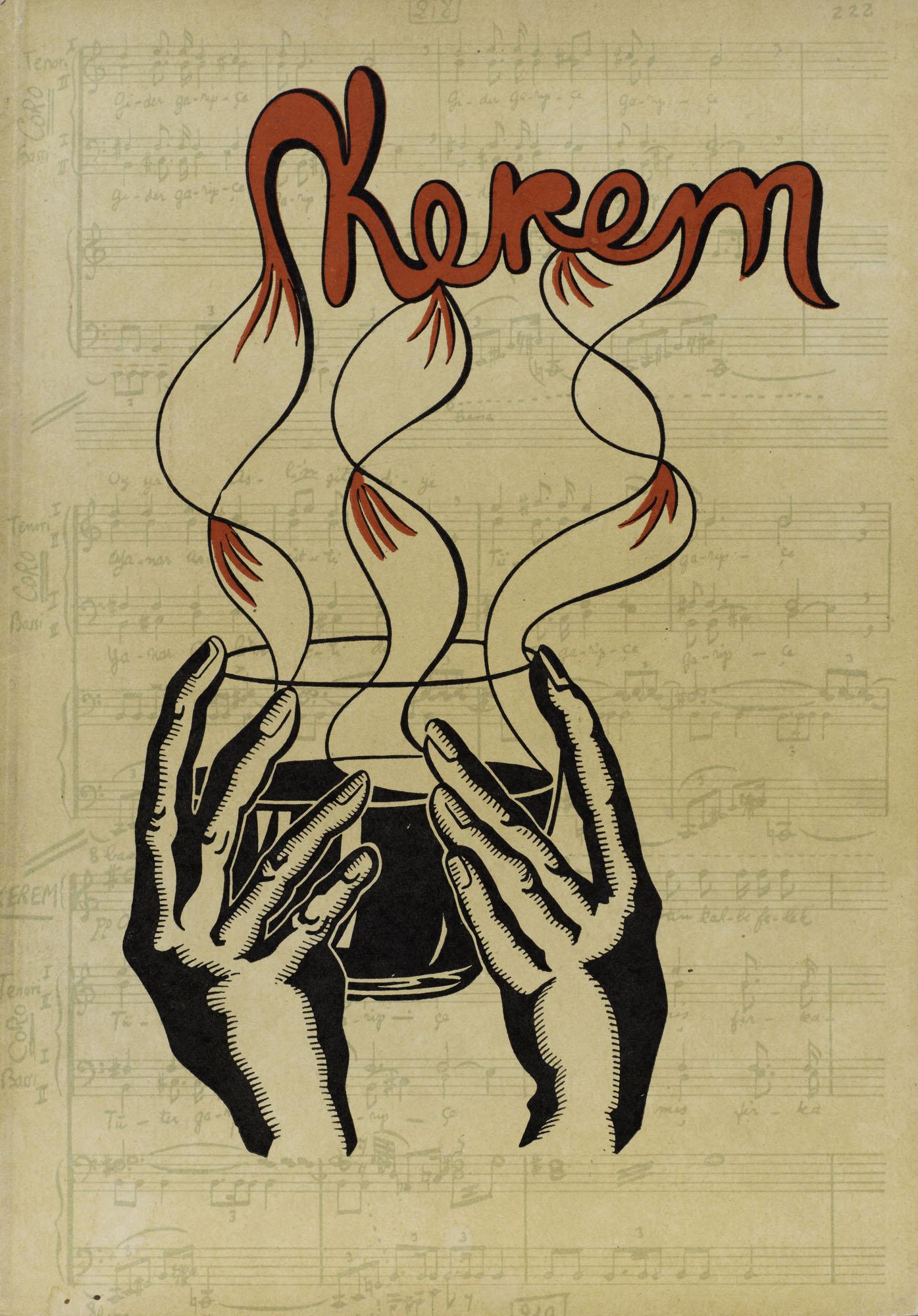 ´Kerem´ opera composed by Adnan Saygun,