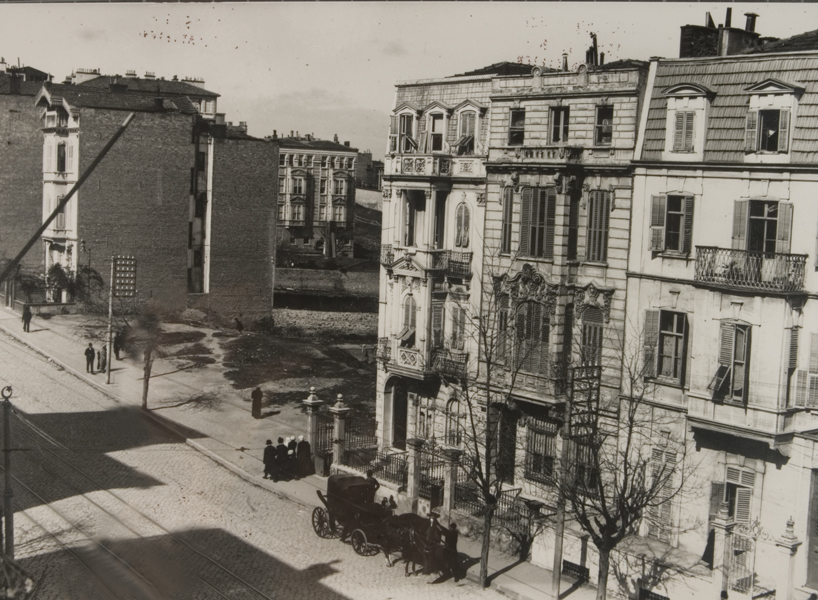 Halaskargazi Avenue