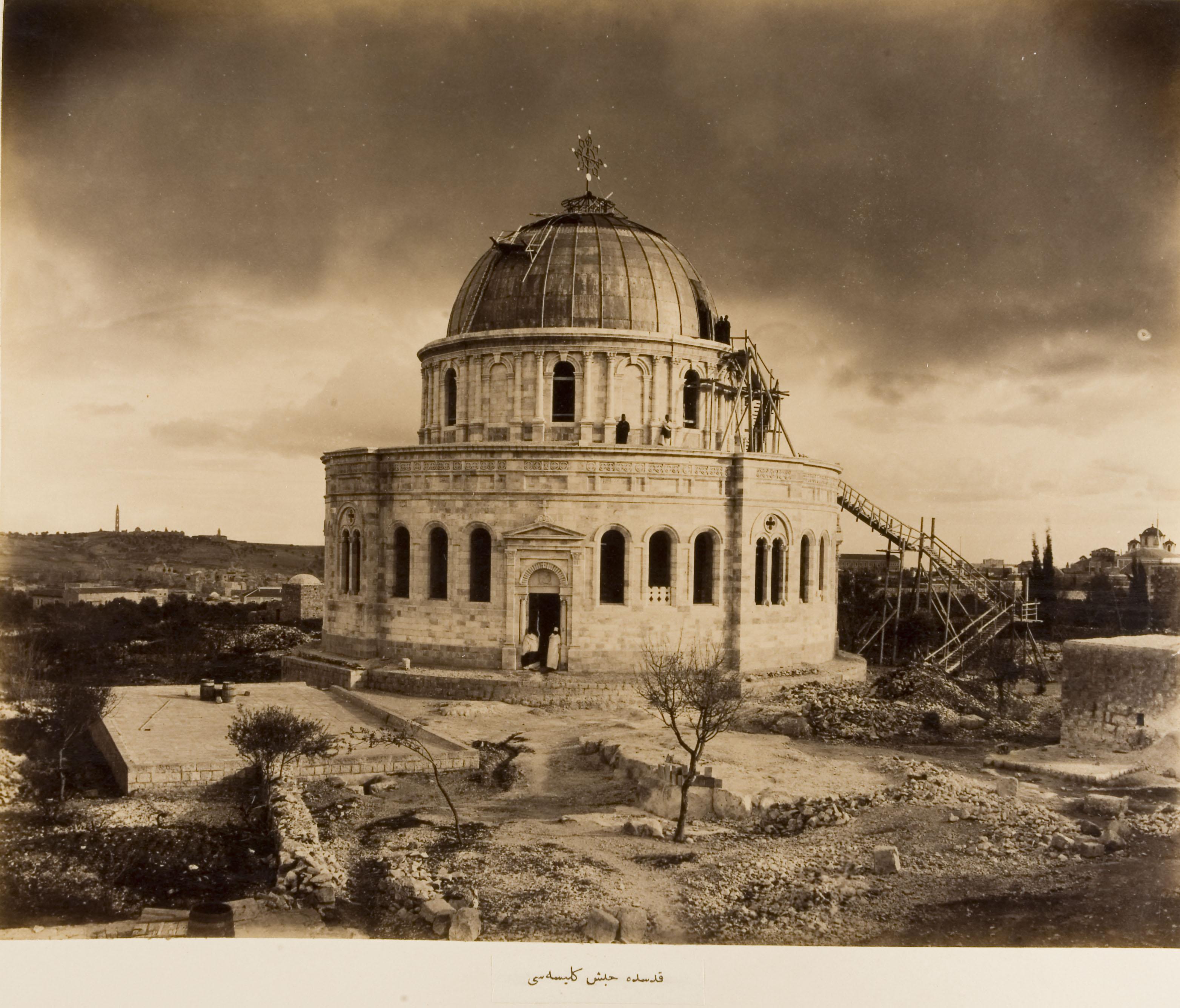 Üç Kitaplı Kent: Kudüs