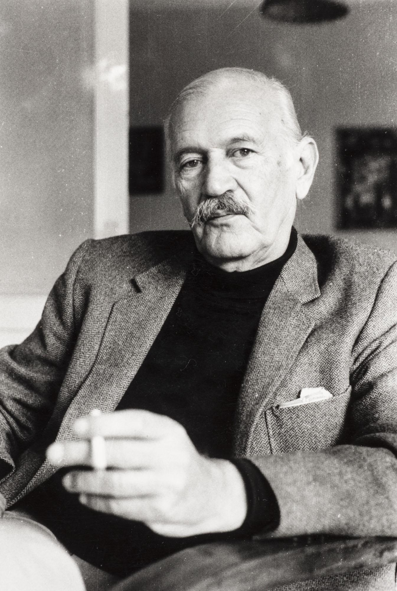 Oktay Rifat, October 1984.