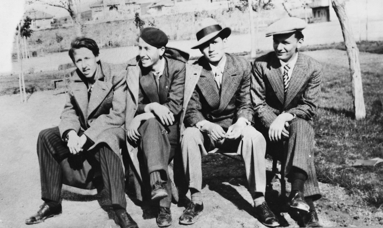 Orhan Veli, Şinasi Baray, Oktay Rifat, Melih Cevdet,