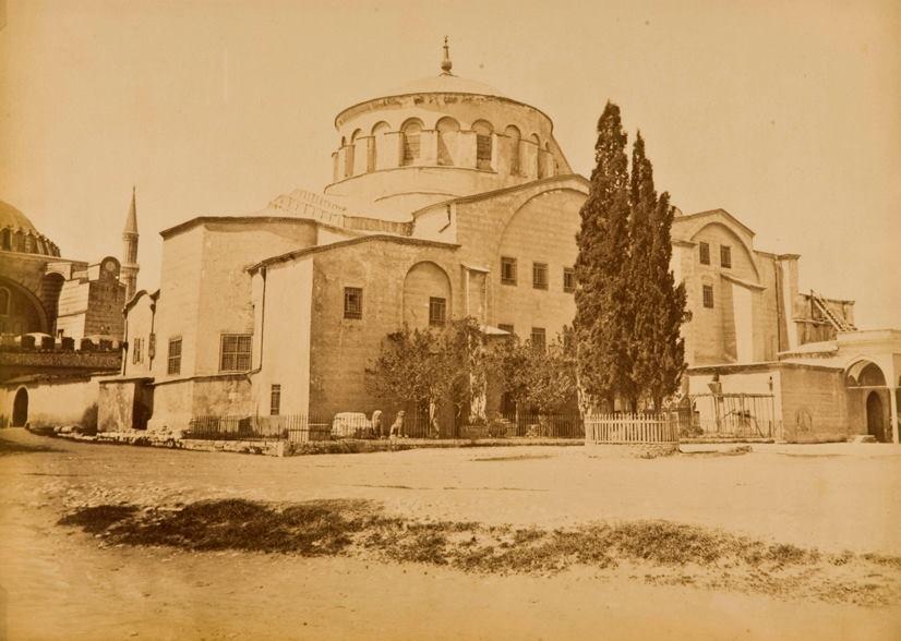 Osmanlı Döneminde Aya İrini