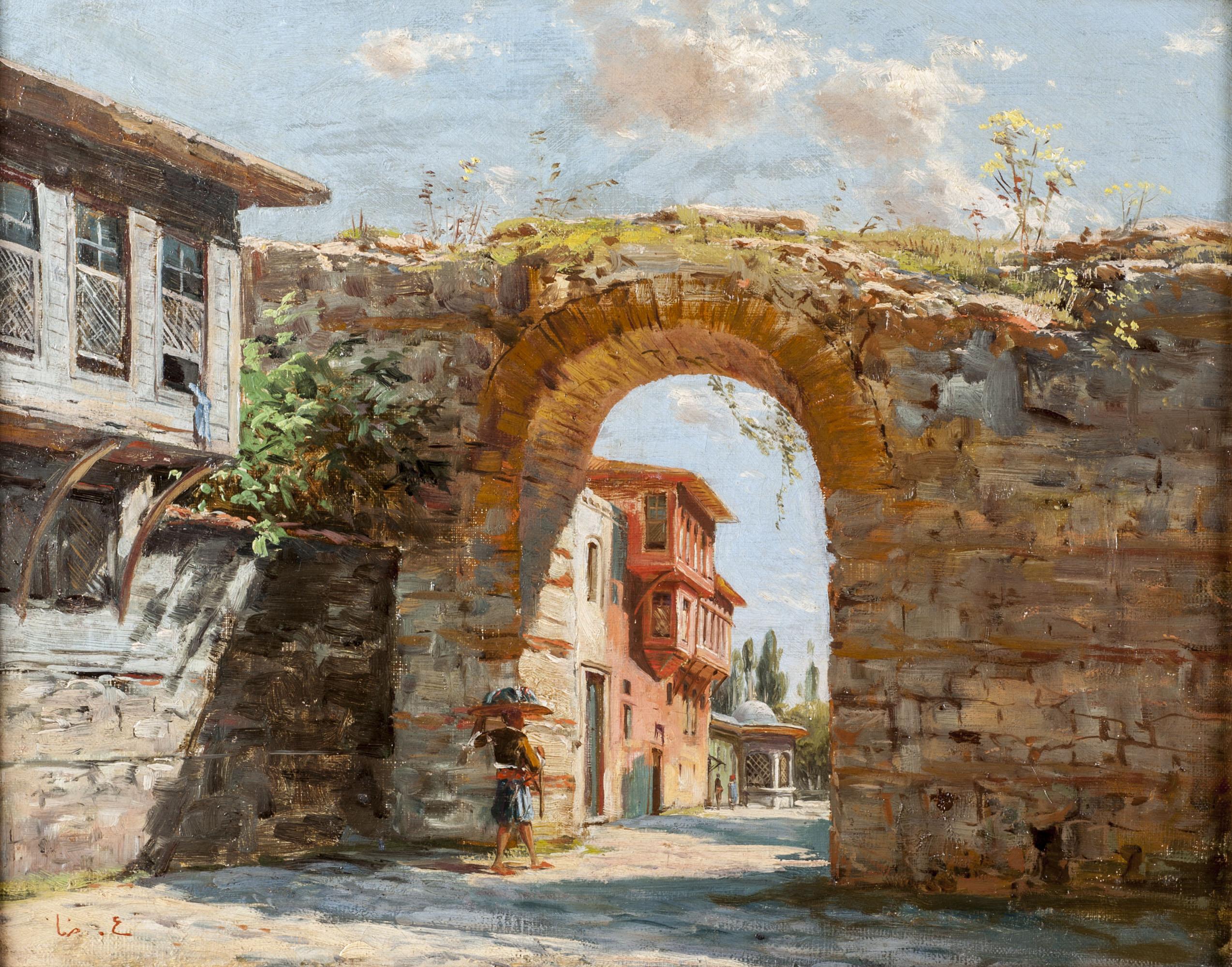 City Wall Gate,