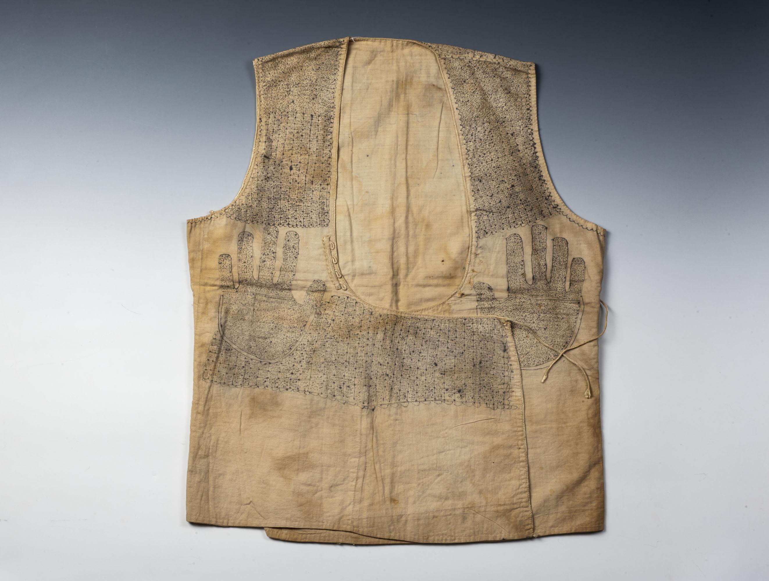 Vest with Talisman