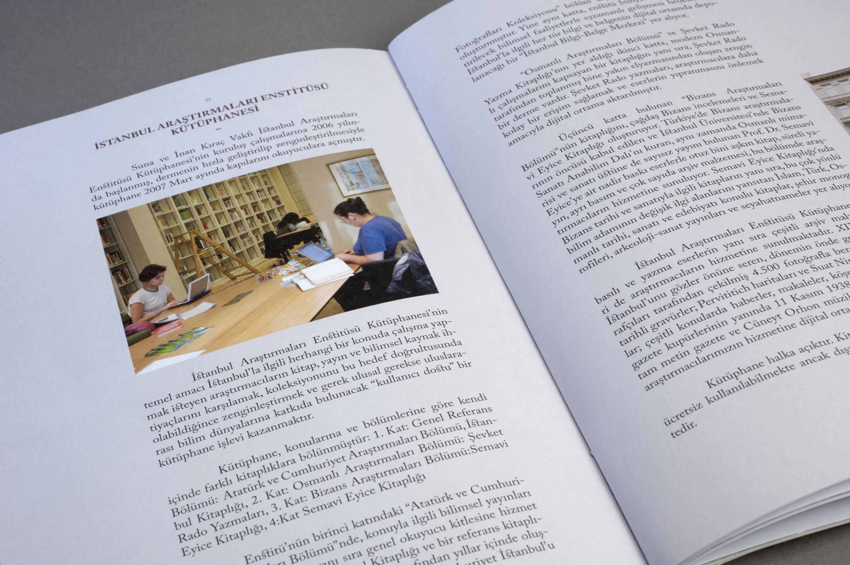 istanbul araştırmaları enstitüsü kütüphanesi