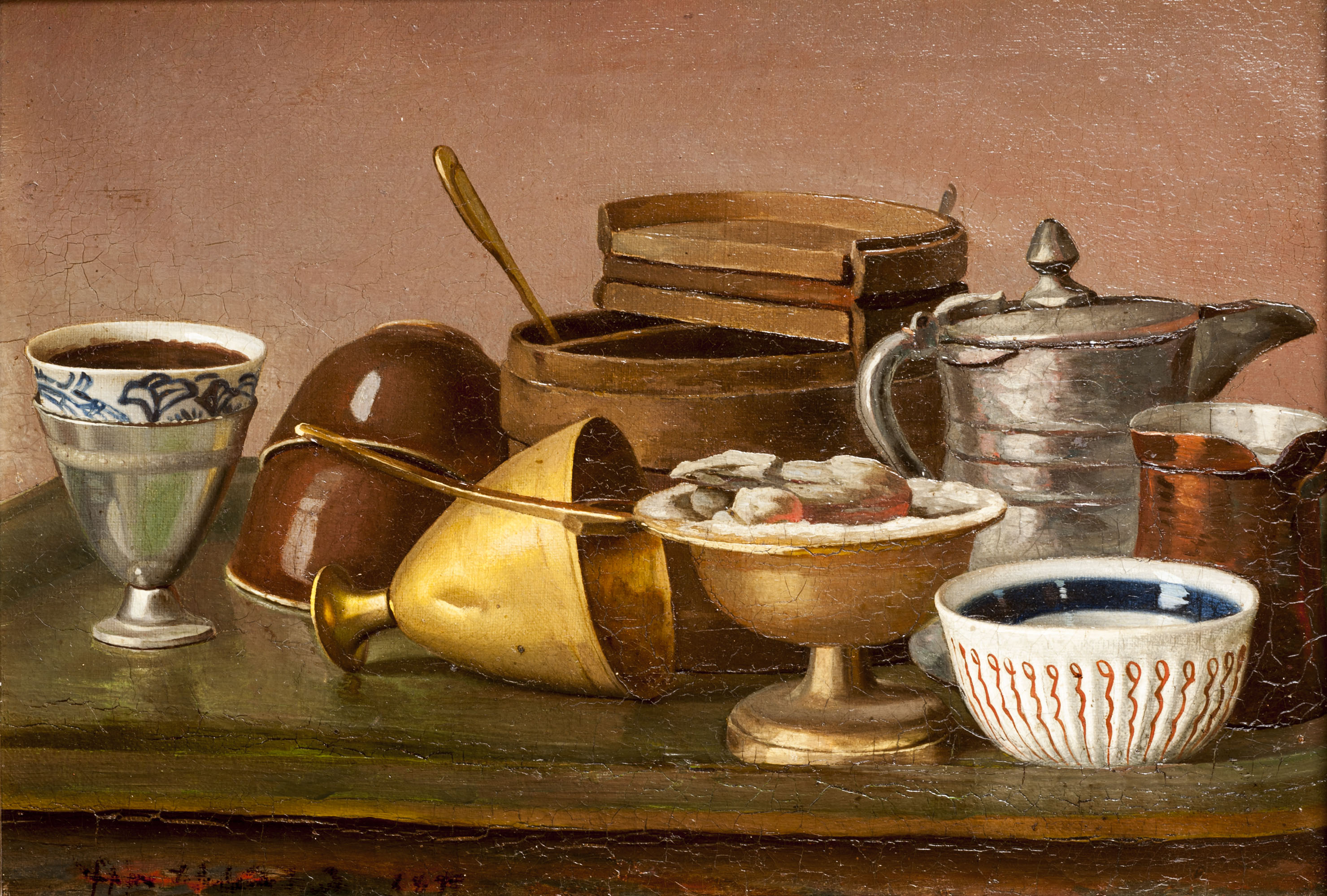 'Coffee set'