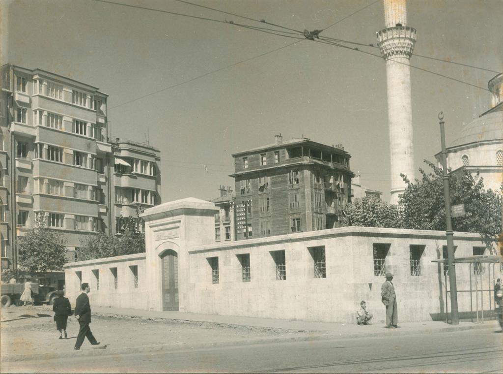 şişli mosque 1
