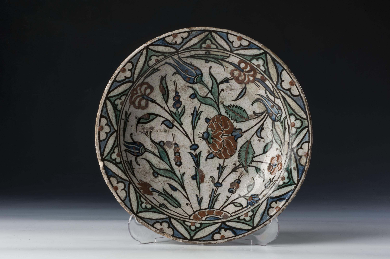 Plate, İznik